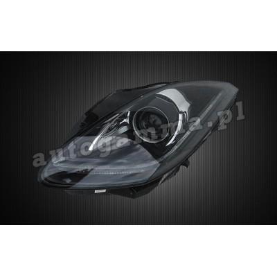 Regeneracja reflektorów - Jaguar F-type