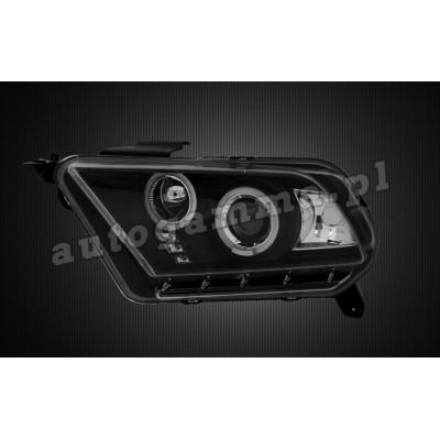 Regeneracja reflektorów - Ford Mustang 2009-2014
