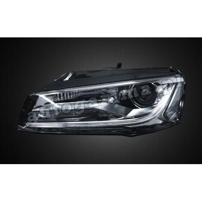 Regeneracja reflektorów - Audi A8 D4 lift