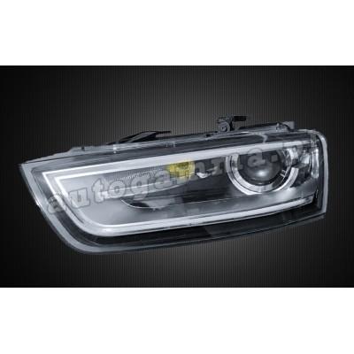 Regeneracja reflektorów - Audi Q3 przed lift (13-15)