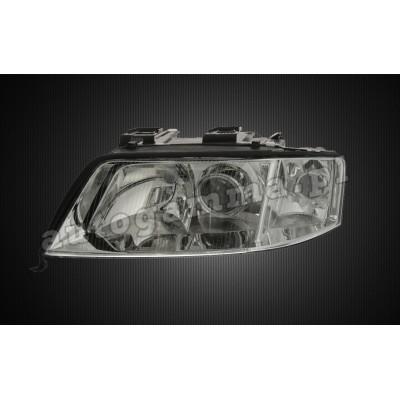 Regeneracja reflektorów - Audi A6 C5 lift