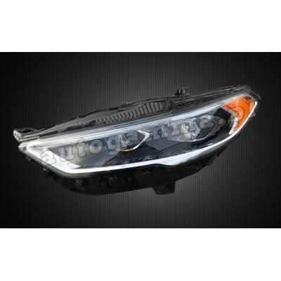 Regeneracja reflektorów - Ford Mondeo MK6