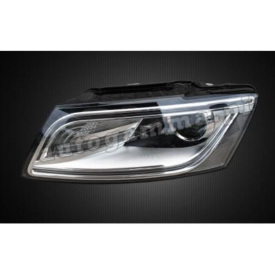 Regeneracja reflektorów -  Audi Q5 - lift (13-17)