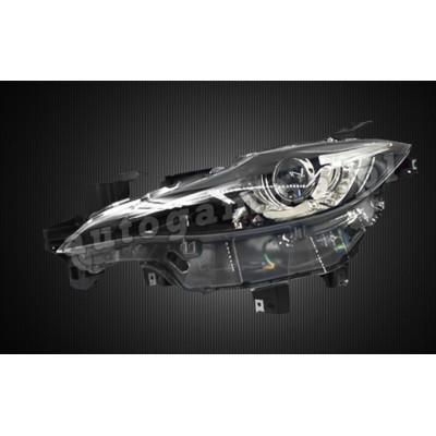 Regeneracja reflektorów - Mazda CX4 16-18