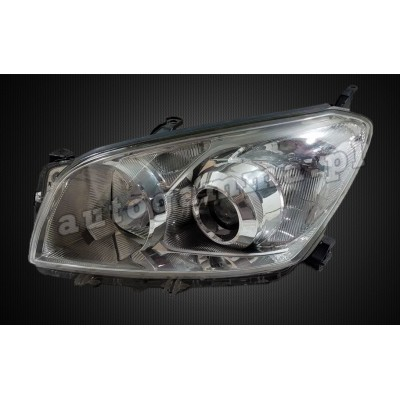 Regeneracja reflektorów - Toyota Rav 4 lift (08-11)