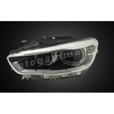 Regeneracja reflektorów - BMW X3