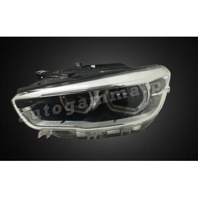 Regeneracja reflektorów - BMW 1 F20 lift