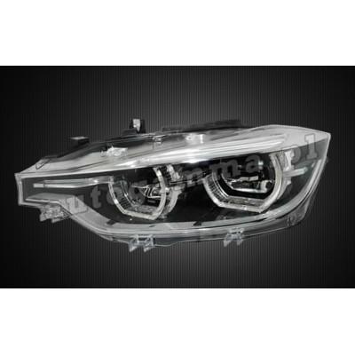 Regeneracja reflektorów - BMW 3 F30 lift