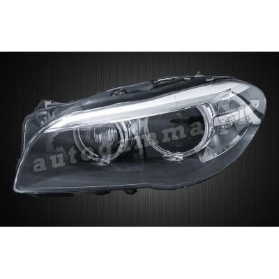 Regeneracja reflektorów - BMW 5 F10 lift