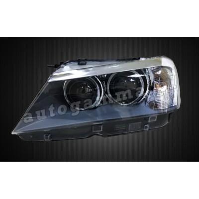 Regeneracja reflektorów - BMW X3 F25 przed lift