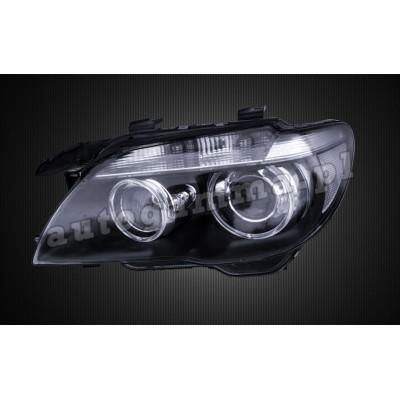 Regeneracja reflektorów - BMW 7 e65 lift
