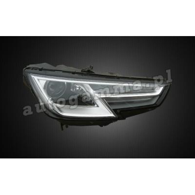 Regeneracja reflektorów - Audi A4 B9