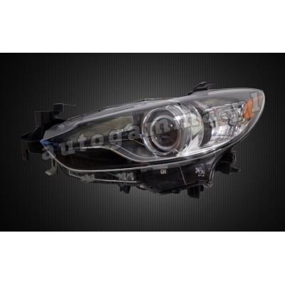 Regeneracja reflektorów - Mazda 6 2012 – 2015