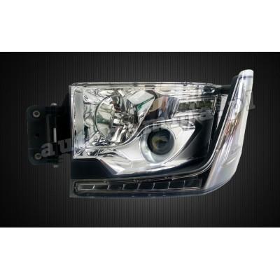 Regeneracja reflektorów - Renault Gamma T