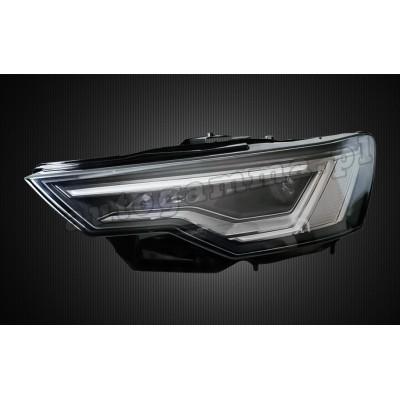 Naprawa reflektora LED - Audi A6 C8