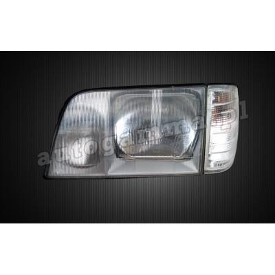 Regeneracja reflektorów - Mercedes W124