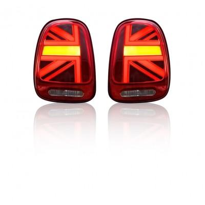 Mini Cooper F55 F56 F57 Kodowanie adaptacja przeróbka lamp tylnych USA-EU