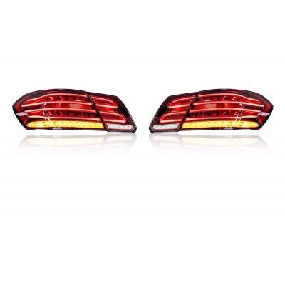 Mercedes W212 - Kodowanie adaptacja przeróbka lamp tylnych USA-EU