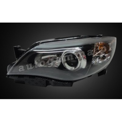 Regeneracja reflektorów - Subaru BRZ