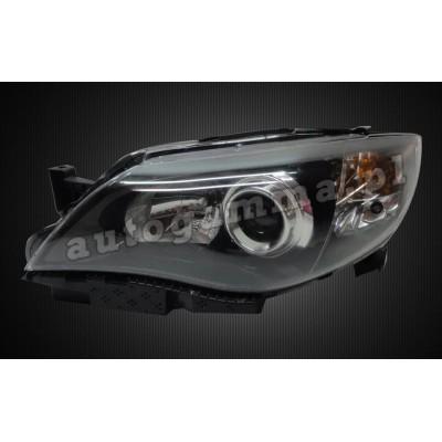 Regeneracja reflektorów - Subaru WRX STI