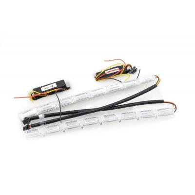 Kierunkowskazy Dynamiczne DRL LED Elastyczne - BD-DRL-A2C1