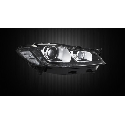 Regeneracja reflektorów - Jaguar XF